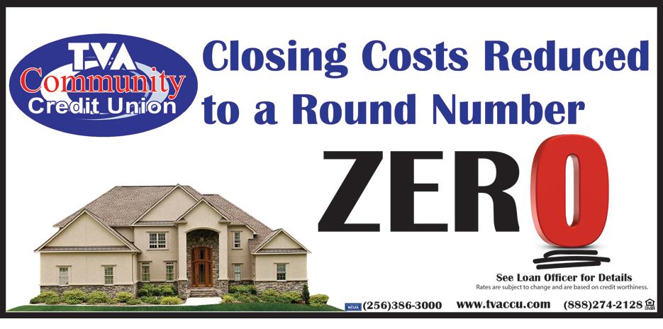 Zero Closing Costs