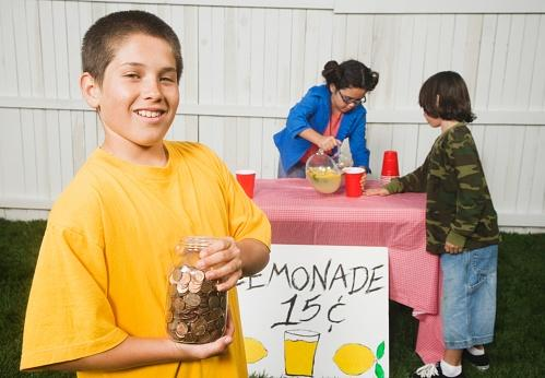 ways to make money as a kid in the summer