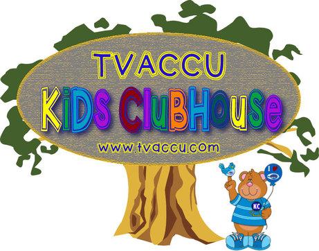 TVACCU Kids Clubhouse logo