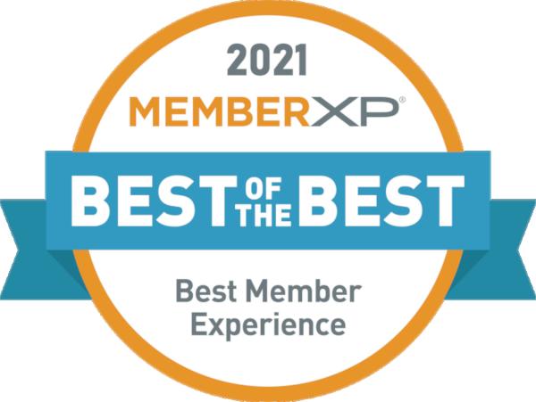 2021 Member XP - Best Member Experience